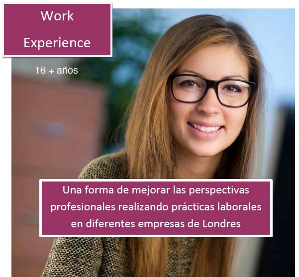 Consigue tu work experience