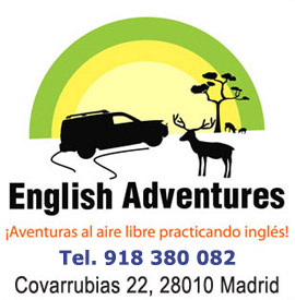 Logotipo English Adventures