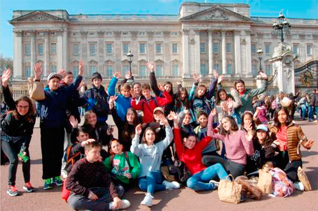 Travel to London with the College
