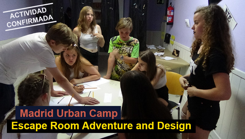 Escape Room Urban Camp